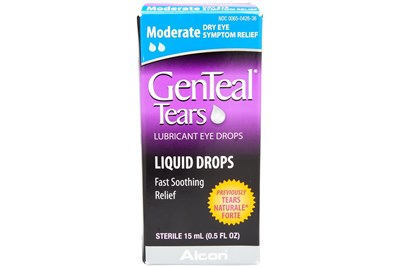 GenTeal Tears Moderate Dry Eye Symptom Relief (.5 fl. oz.)