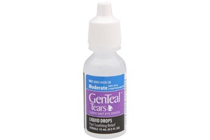 Click to swap image to alternate 1 - GenTeal Tears Moderate Dry Eye Symptom Relief (.5 fl. oz.) DryRedEyeTreatments