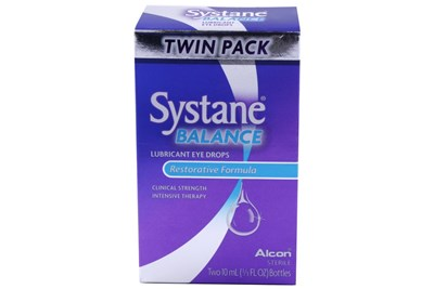 Systane Balance Restorative Formula Twin Pack (.33 fl. oz. each)
