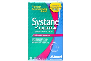 Click to swap image to Systane Ultra Preservative Free Drops 25ct