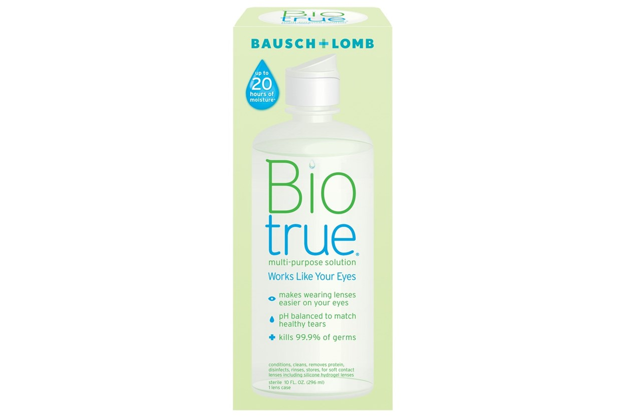 Biotrue Multi-Purpose Contact Lens Solution (10 oz) SolutionsCleaners