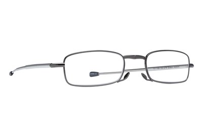 Magnivision Gideon Microvision Reading Glasses Black