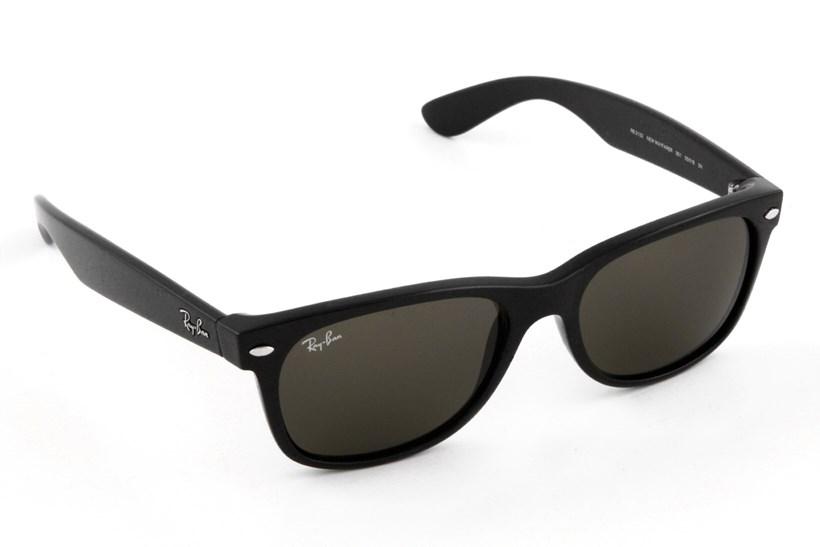 c0809a6aeca Ray-Ban® RB2132 55 New Wayfarer - Sunglasses At Mesvision