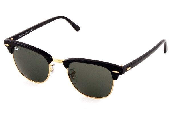 Ray-Ban® RB3016 49 Clubmaster - Buy Eyeglass Frames and Prescription ...