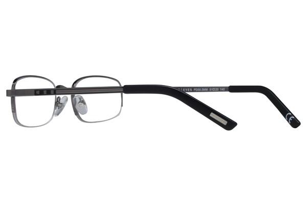 5353de9a02b Double-click image to zoom. Gunmetal. GunmetalPrivate Eyes Hugh Reading  Glasses