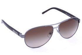 Ralph by Ralph Lauren RA4004 Gunmetal Grey Horn Gray