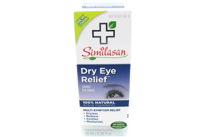 Similasan Dry Eye Relief (.33 fl. oz.)