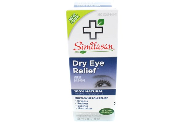 Similasan Dry Eye Relief (.33 fl. oz.) DryRedEyeTreatments