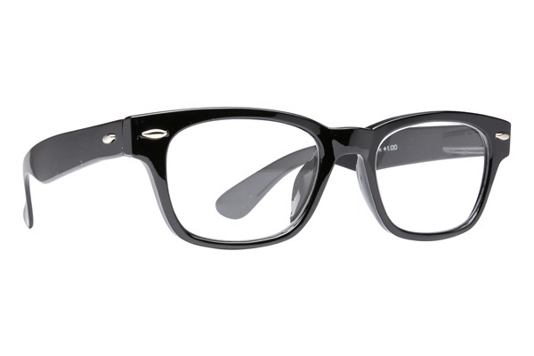 Peepers Clark Kent Men's Reading Glasses ReadingGlasses - Black