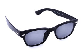 Peepers Clark Kent Solar Sun Reading Glasses Black