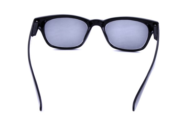 f8de1b42b886d Double-click image to zoom. Black. BlackPeepers Clark Kent Solar Reading  Sunglasses