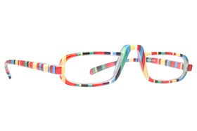 Peepers Fruit Stripe Gum Reading Glasses Multi