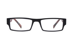 Evolutioneyes CRPH835 Full Rim Classic Readers Black