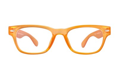 Peepers Rainbow Bright Reading Glasses Orange