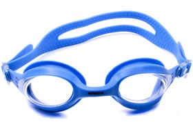 Splaqua Clear Prescription Swimming Goggles Blue