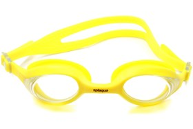 Splaqua Clear Prescription Swimming Goggles Yellow