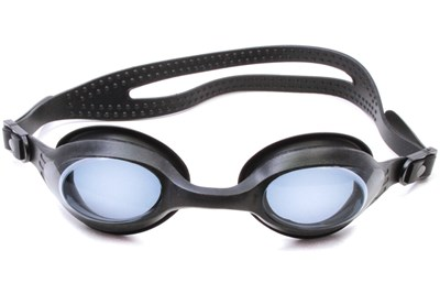 Splaqua Tinted Prescription Swimming Goggles Black