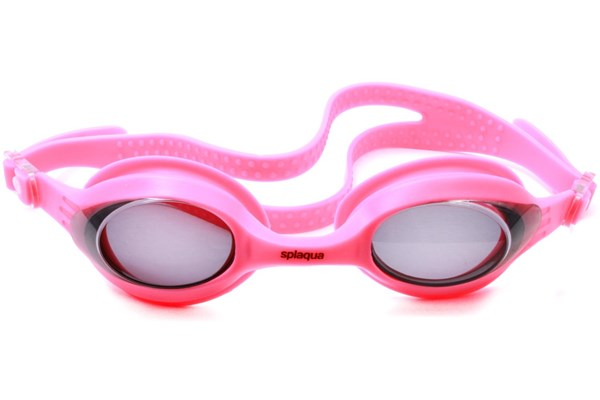 Splaqua Tinted Prescription Swimming Goggles SwimmingGoggles - Pink