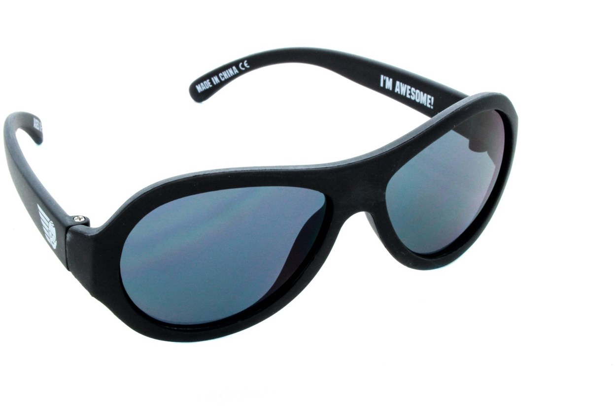Babiators Sunglasses for Babies Sunglasses - Black