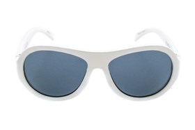 Babiators Polarized Sunglasses for Babies - Solid White