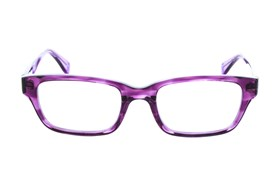 Corinne McCormack Brilliant Jewels Sydney Reading Glasses Purple