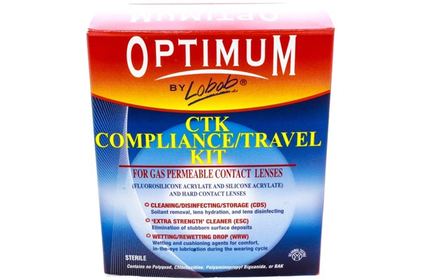 Optimum by Lobob Compliance Travel Kit SolutionsCleaners