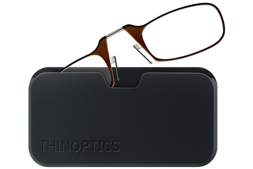 b5a86db79e Thinoptics Reading Glasses With Universal Pod Case Bundle - Reading ...