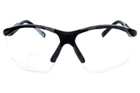 Amcon Scorpion Mag Bifocal Safety Glasses Black