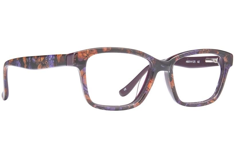 e508fc30a4c Kensie Girl Bold - Eyeglasses At Discountglasses.Com