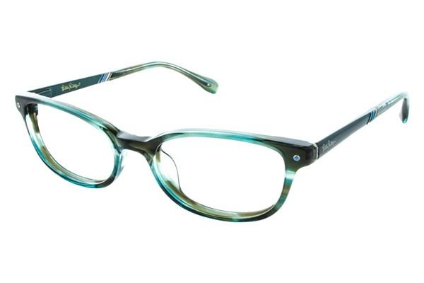 b7ea5c4fbe Lilly Pulitzer Leighton - Buy Eyeglass Frames and Prescription ...
