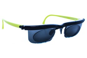 Adlens Sundials Adjustables Instant Prescription Sunglasses Green