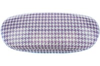 Click to swap image to CalOptix Shimmer Houndstooth Eyeglass Case