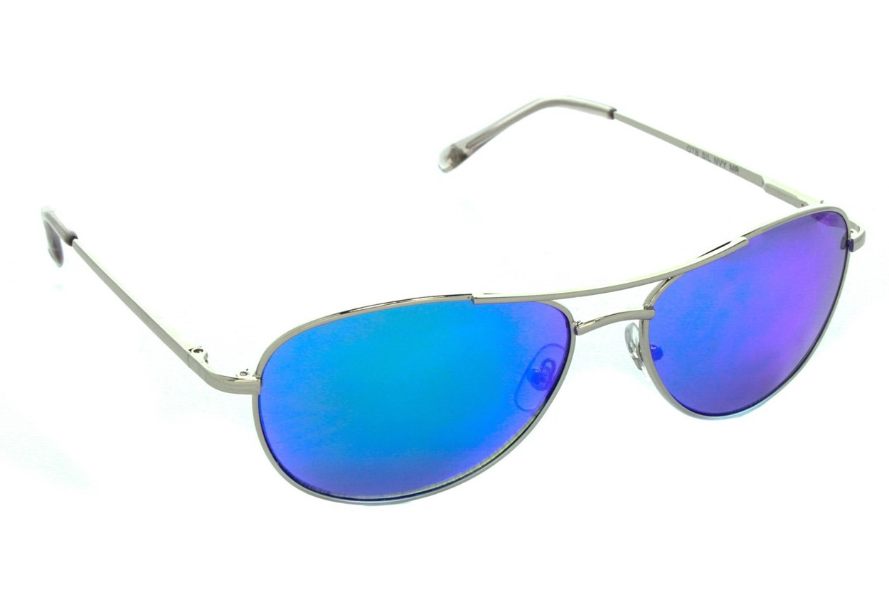 Anarchy Fugitive Sunglasses - Silver