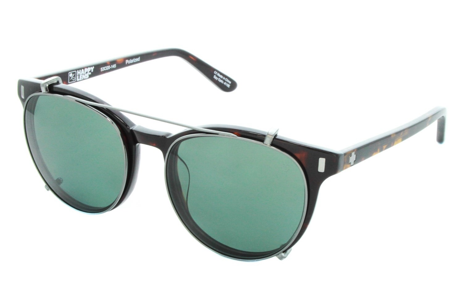 36e9030074 ... UPC 648478753747 product image for Spy Crosstown Collection Alcatraz  Polarized Clip-On