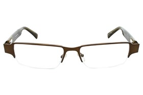 Fatheadz Aspect Reading Glasses Brown