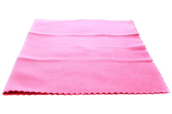 Amcon Soft as Silk Microfiber Cleaning Cloths 49 - Pink