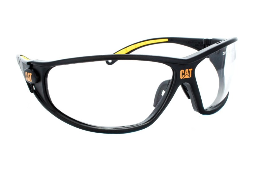 bc10e4f356d CAT Tread Safety Glasses - Protective Eyewear At Discountglasses.Com