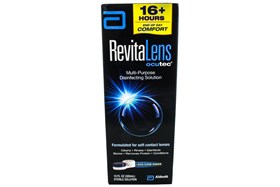 AMO RevitaLens OcuTec Multi-Purpose Disinfecting Solution 10 FL OZ