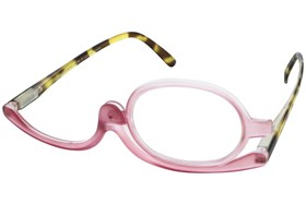 I Heart Eyewear Make-up Reader Pink