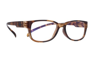 I Heart Eyewear Neck Hanging Readers Tortoise