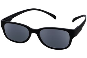 I Heart Eyewear Neck Hanging Sun Readers Black