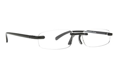 I Heart Eyewear Twisted Specs Black