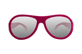 Babiators Aces Kids Sunglasses (Ages 7-14) Pink
