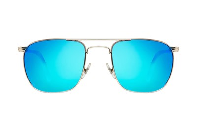 Anarchy Hundo Polarized Mirror Silver