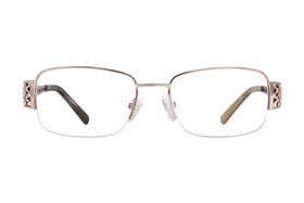 Platinum Eyewear PLO320 Brown