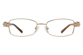 Platinum Eyewear PLO329 Brown