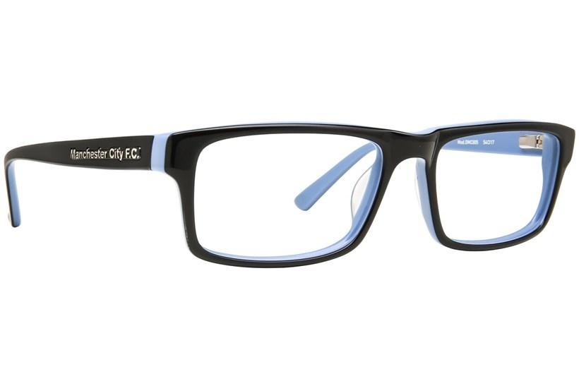 Fan Frames Manchester City FC - Retro - Eyeglasses At Discount Glasses