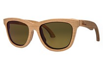 Parkman Sunglasses Bombay Wood