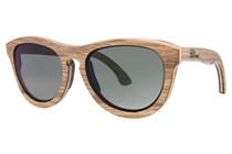 Parkman Sunglasses Pennywhistler Wood