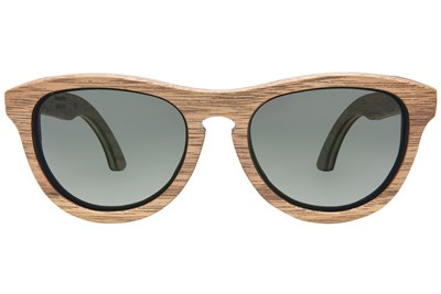 Parkman Sunglasses Pennywhistler Wood Brown